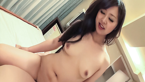 Asian blowjob videos with amateur Anna Mibu