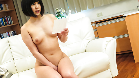 Asian cum in mouth for insolent Maki Koizumi