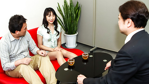 Miho Wakabayashi is fucked in hairy twat